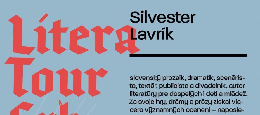 Litera Tour: Silvester Lavrík v Belehrade a Novom Sade