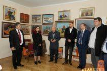 Slovenskí poslanci v návšteve mestečka insity