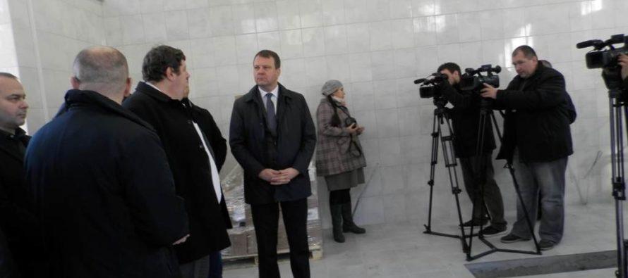 Predseda pokrajinskej vlády v Kovačici