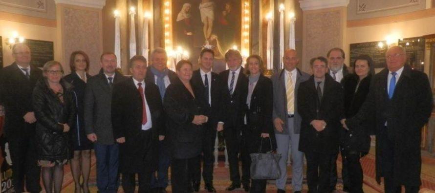 Delegácie parlamentných výborov SR v Starej Pazove