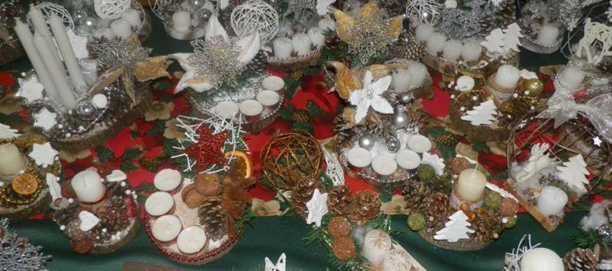 Z Vianočneho bazára v Starej Pazove