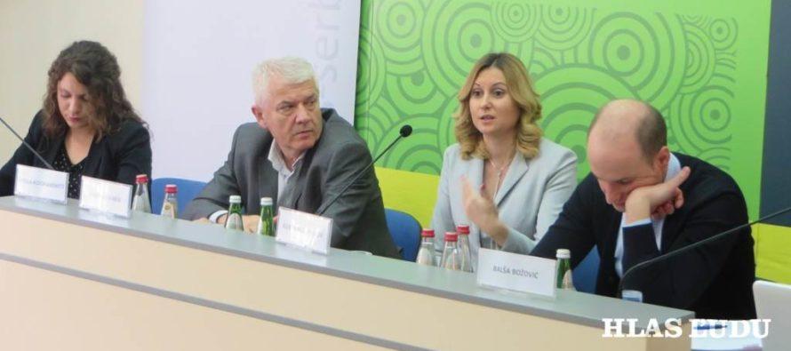 Aby vedomosti zostali v Srbsku