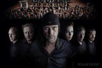 Vítanie pravoslávneho Nového roku s Laibach