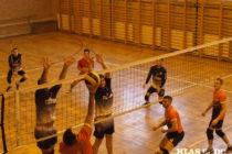 Volejbalisti Kulpína: prvý zápas – presvedčivá výhra