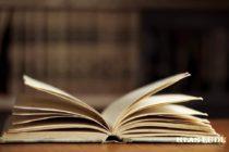 Zima s knihou v Hložanoch