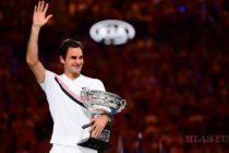 Jeden a jedinečný – Roger Federer!