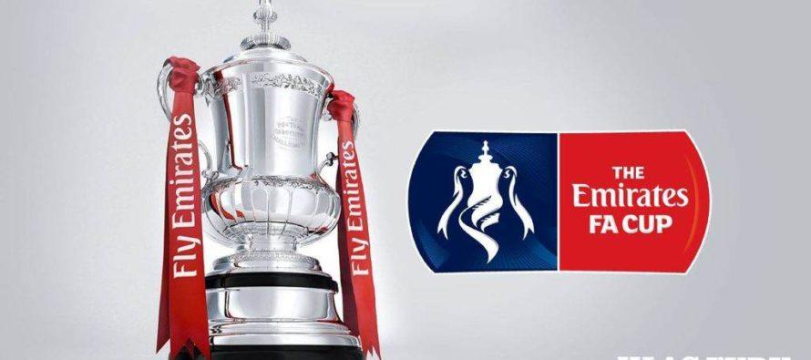 Tretie kolo FA Cup