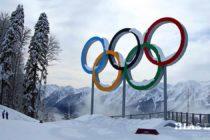 Na olympijských hrách v Pyeongchangu