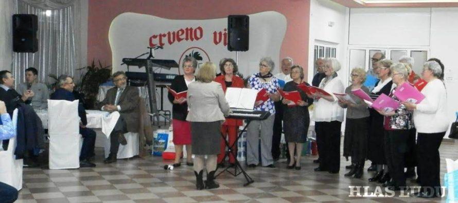 ZPavlovsko-hromničnej zábavy v Kovačici