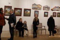 Výstava insitných maliarov v Belehrade