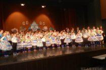 Výročný koncert a dvojnásobné jubileum choreografky Ruženy Červenskej