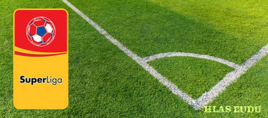 Pokračuje futbalová Superliga