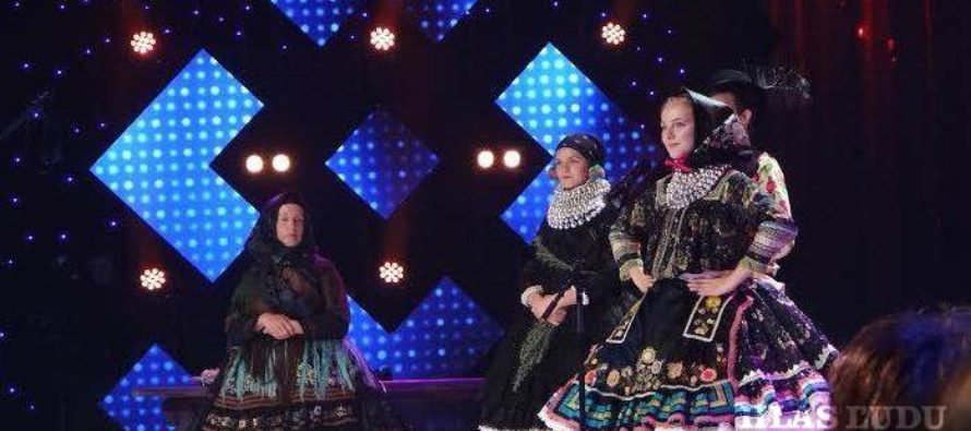 Zem spieva a Slováci zo Srbska