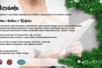Zima s knihou v Kulpíne