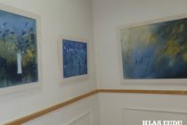 V Starej Pazove vystavuje novosadský umelec Bojan Kiridžić