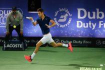 Výborný Krajinović v semifinále turnaja v Dubai!