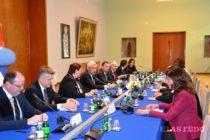 Ivan Korčok, úradujúci minister zahraničných vecí Slovenska, navštívil Srbsko