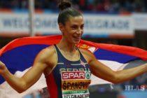Ivana Španovićová bojuje o zlato na MS v Birminghame!