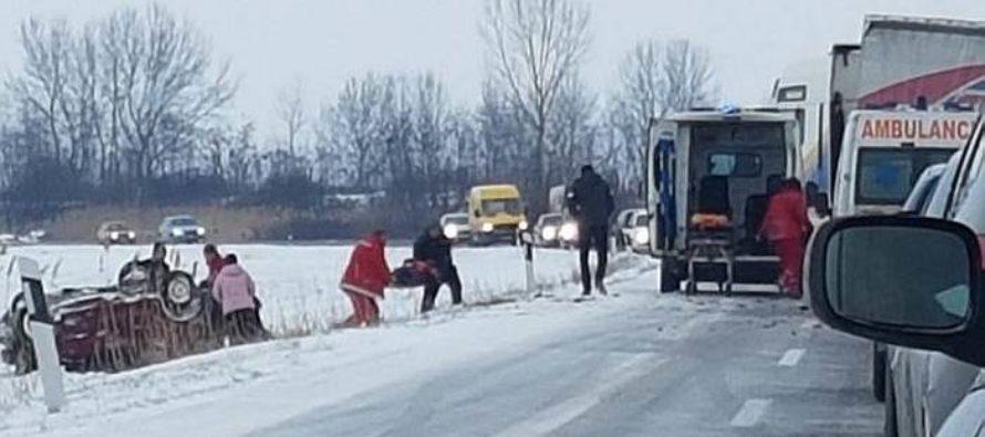 Chlapci a muž zranení v nešťastí pri Rumenke nie sú životne ohrození