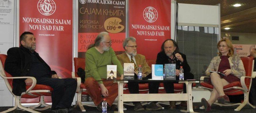 Na knižnom veľtrhu v Novom Sade