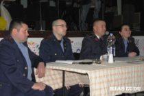 Predsedom kysáčskych hasičov je Miroslav Filipov