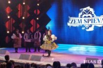 Aj Anna Berédiová vo finále Zem spieva