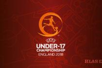Srbsko neúspešné na U-17 UEFA majstrovstvách Európy!
