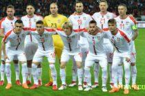 Srbsko rok 2018  končí na 29. mieste FIFA rebríčka!