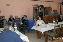 Výročná schôdza hložianskych rybárov