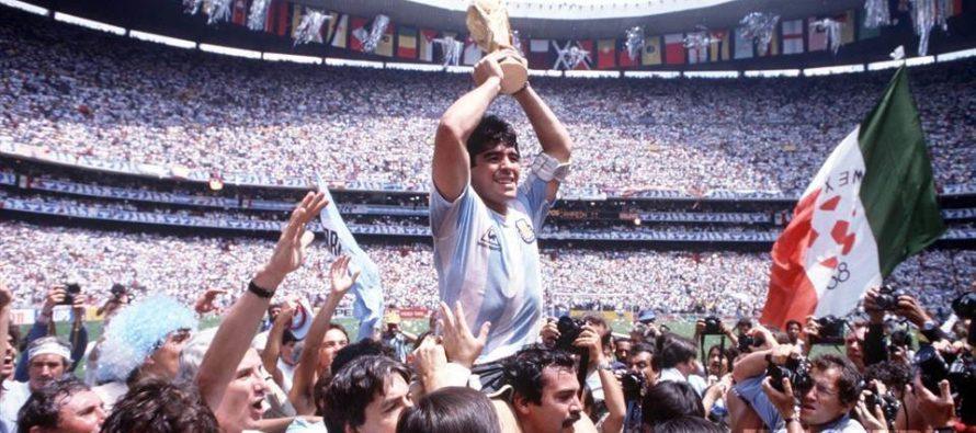 V ústrety Mundialu – Mexiko 1986