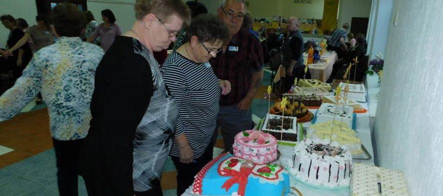 Dvadsiata jubilejná aradáčska tortiáda