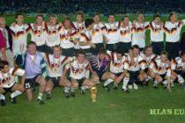 V ústrety Mundialu – Taliansko 1990