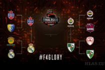 Od dnes do nedele je na programe Final four Euroligy v Belehrade!