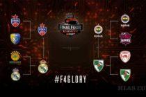 Euroliga – Žalgiris, Fener, Real a CSKA na F4 v Belehrade!
