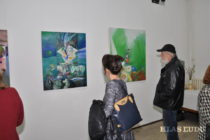 GALÉRIA ZUZKY MEDVEĎOVEJ: Samostatná výstava Milana Súdiho