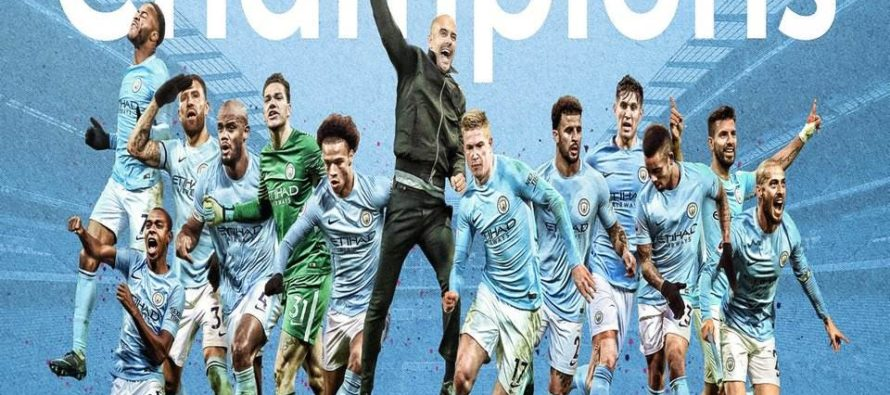 Manchester City šampión Anglicka, Wolverhampton späť v Premier lige!