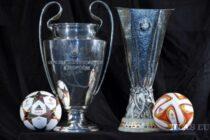 Liga majstrov a Liga Európy – osemfinále