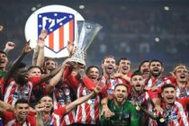 Atlético Madrid vyhral v UEFA Lige Európy!
