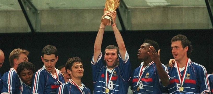 V ústrety Mundialu – Francúzsko 1998