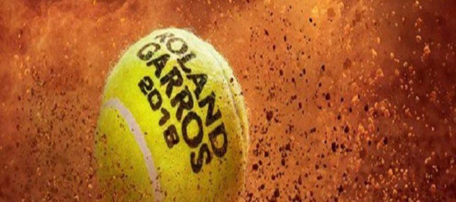 Roland Garros 2018