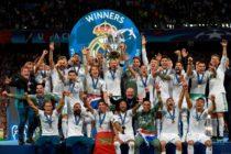 Real Madrid vyhral v Lige majstrov tretíkrát po sebe!