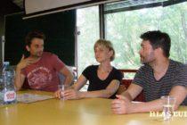 Stretnutie so súčasnými slovenskými spisovateľmi