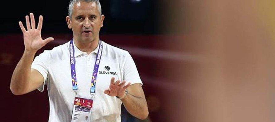 Novým basketbalovým trénerom Srbska bude Igor Kokoškov