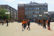 Stará Pazova: Tanec maturantov