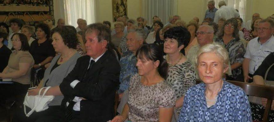 Z návštevy Doc.ThDr. Miloša Klátika, generálneho biskupa ECAV