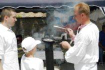 KOVAČICA: Medzinárodné majstrovstvá vo varení a jedení bryndzových halušiek