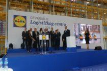 Otvorené Logistické stredisko Lidl Srbsko 2018