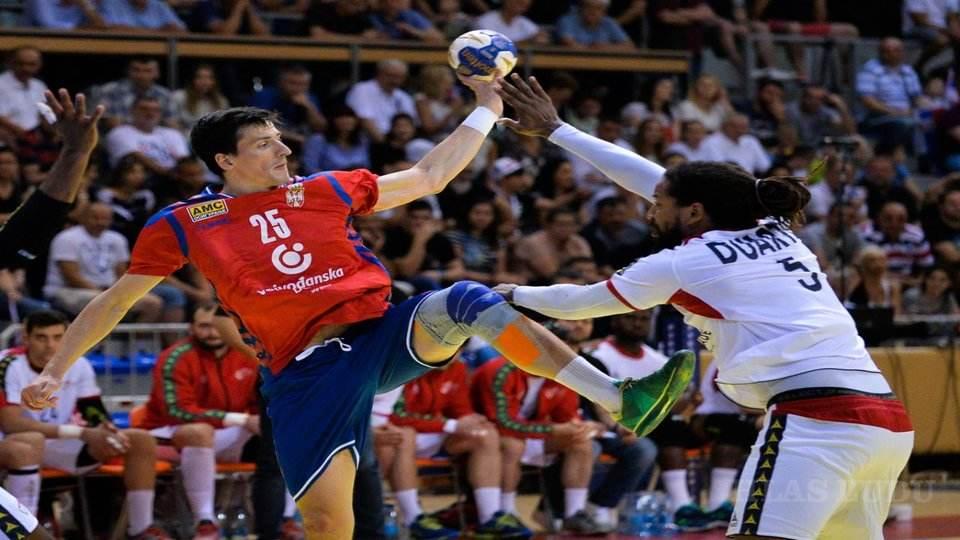4bc67202687fe Srbsko sa kvalifikovalo na majstrovstvá sveta v hádzanej! | Hlas ľudu
