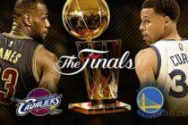 NBA finále sa začalo!
