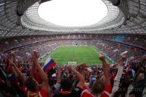Na otvorení Mundialu Rusko – Saudská Arábia 5:0!
